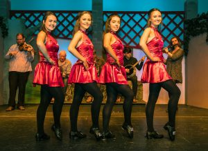 Booley House dancers