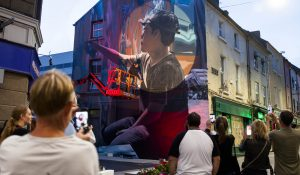Waterford Walls StreetArt STreet Art Art Graffiti Streetscape