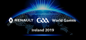 GAA World Games 2019 Header Image