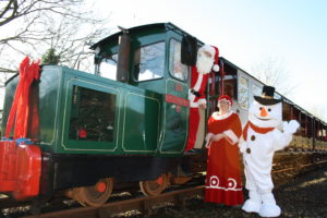 Christmas at Waterford Suir Valley Railway
